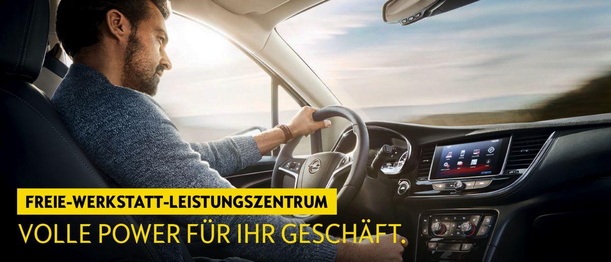 Opel - Auto Gerlach Westerwald GmbH - Servicekontaktanfrage